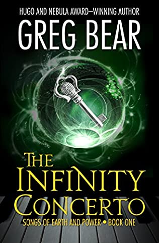 book cover of The Infinity Concerto