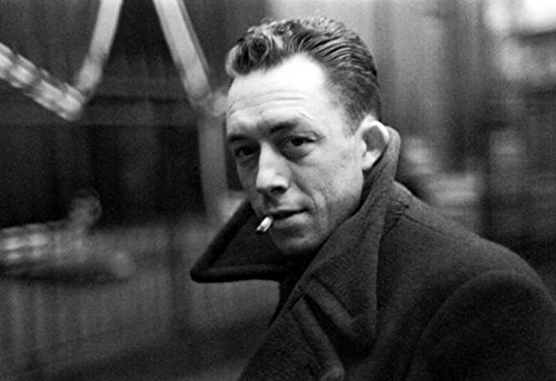 Albert Camus Poster, Absurdism, Philosopher, Journalist, Writer, Philosophy