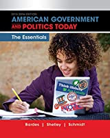 American Government and Politics Today: Essentials 2015-2016 Edition (with MindTap Political Science, 1 term (6 months) Printed Access Card)