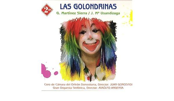 Zarzuela: Las Golondrinas by Gran Orquesta Sinfónica on Amazon Music - Amazon.com