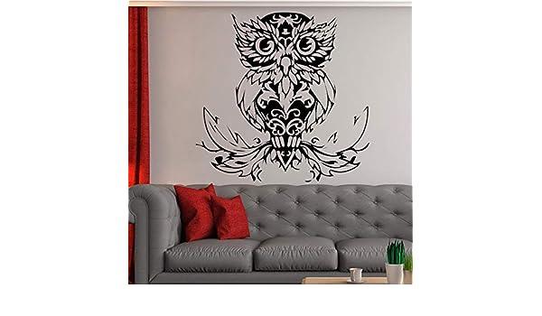 TYLPK Pegatinas de pared con diseño de búho Pegatinas de ...
