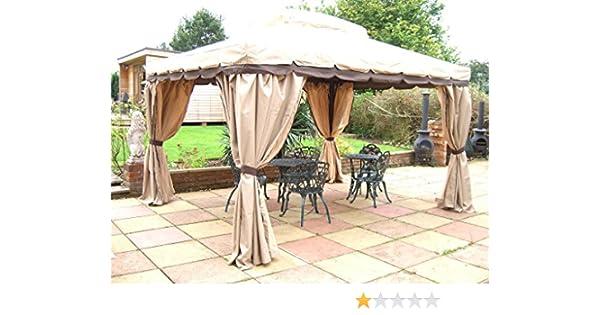 Castmaster Granborough – Cenador de jardín 3, 6 MX 3 m con ...