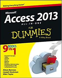 Amazon access 2013 bible ebook michael alexander richard access 2013 all in one for dummies fandeluxe Image collections