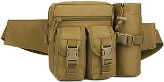 Outdoor Sport tactiques taille Packs / Multi-fonction Sac de voyage kaki