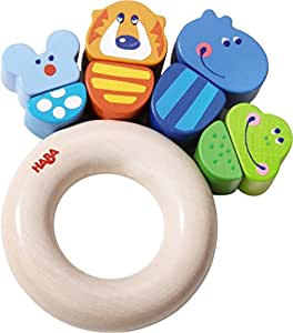 HABA Jungle Caboodle Rattle