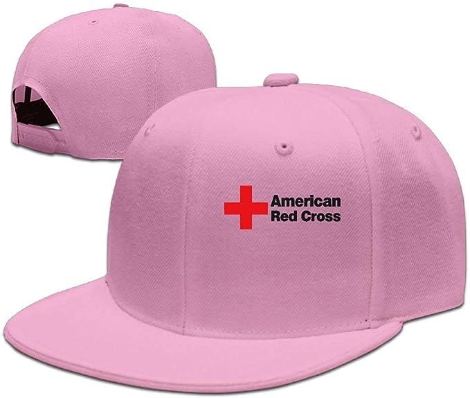 Gorros de la Cruz Roja Americana Populares Gorra Plana a lo ...