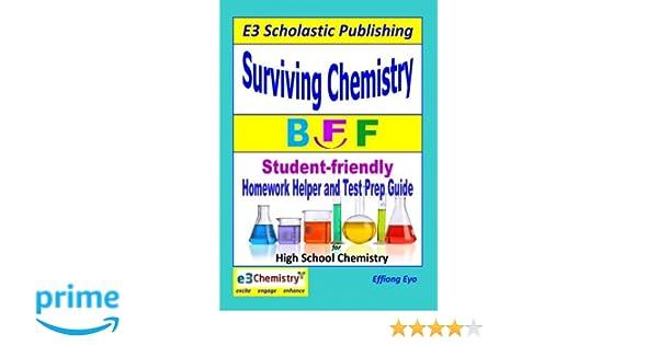 Homework helpers chemistry guide