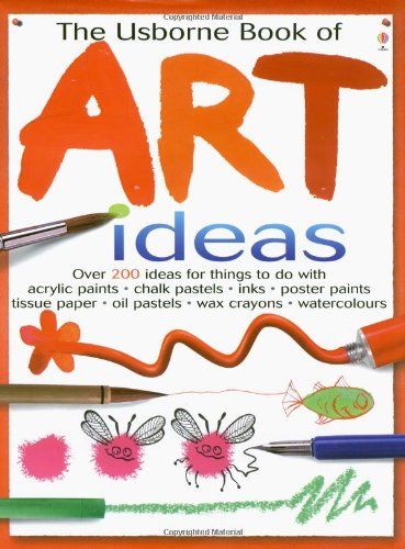 Art Ideas (Usborne Art Ideas)