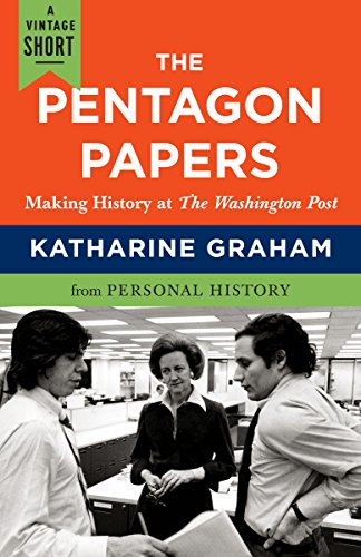 Amazon the pentagon papers making history at the washington the pentagon papers making history at the washington post a vintage short by fandeluxe Choice Image