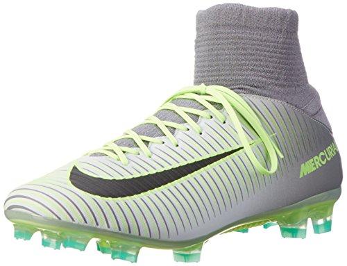 Gris Football Fg De Green Nike Dg Chaussures ghost Black Iii Pour Platinum Gris Homme pure Mercurial Veloce qP5n0gx