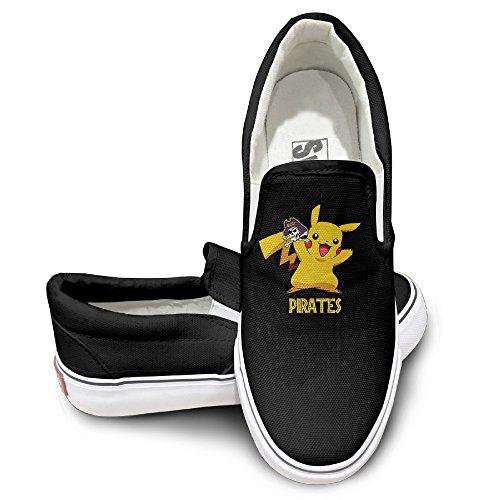 tayc-ecu-pirates-poke-pikachu-non-slip-canvas-shoes-black