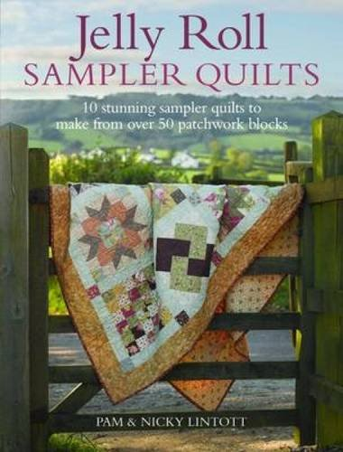 Jelly Roll Sampler Quilts - Roll Sampler