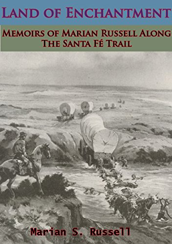 Amazon land of enchantment memoirs of marian russell along the land of enchantment memoirs of marian russell along the santa f trail by russell fandeluxe Choice Image