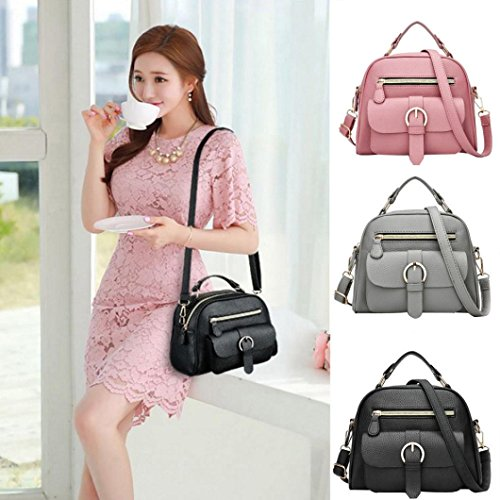 Bag Bag ❥Tefamore Bag Bag Messenger Lnclined Shoulder Student Black Coin Shoulder Fashion Women New qZIw8ZU