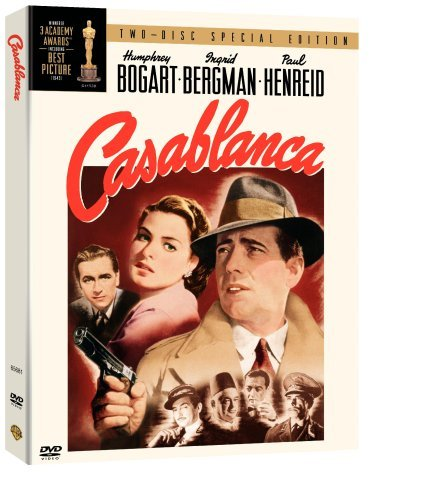 Casablanca (Two-Disc Special Edition) by Humphrey Bogart by Warner Manufacturing