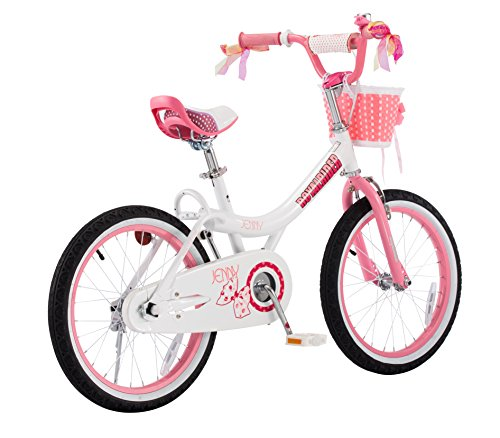 Royalbaby Jenny & Bunny Girl's Bike, 12 14 16 18 inch Wheels, Three Colors Available