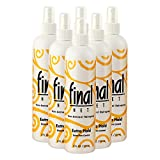 Best Hold Hairsprays - FINAL NET, Hairspray, Extra Hold, Non-Aerosol, 8 oz Review
