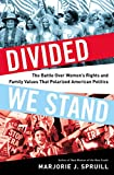Image of Divided We Stand: The Battle Over Women's Rights and Family Values That Polarized American Politics
