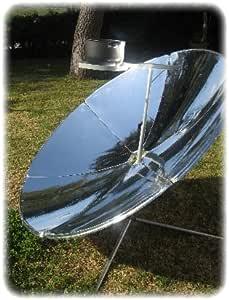 Cocina Solar Parabólica ICO-SUN2 con Parábola de 150Cms ...