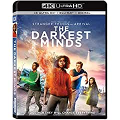 THE DARKEST MINDS arrives on 4K Ultra HD, Blu-ray, and DVD on October 30 from Fox