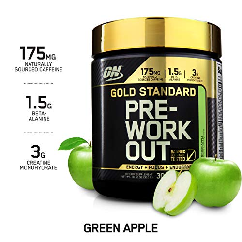 Most Popular Pre Workout