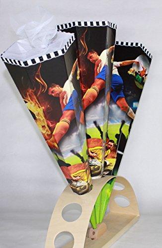 KidsCone Soccer (Hexa) Schultüte Zuckertüte