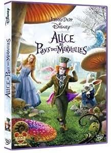 Alice au Pays des Merveilles [Francia] [DVD]