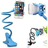 Universal Flexible Car/ Home Mobile Phone/ Mobile Holder Stand For Apple Iphone/Samsung/Android Mobiles(Color May Vary)