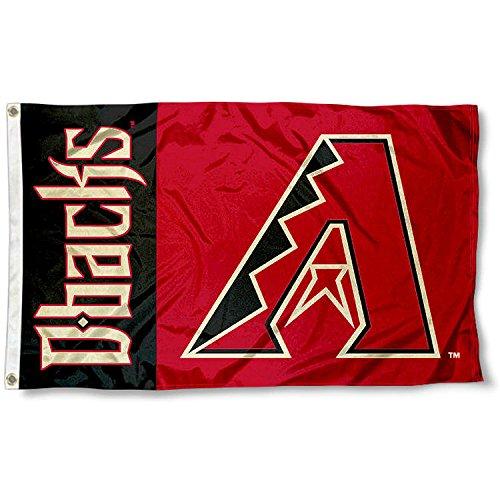 Arizona Diamondbacks Banner - Arizona Diamondbacks Flag 3x5 MLB Banner