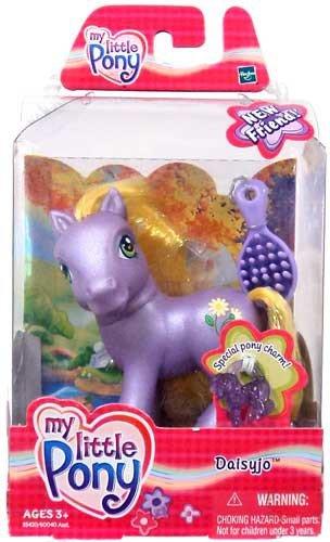 My Peu Pony Daisyjo