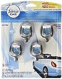Febreze Car Vent-Clip Air Fresheners - 4 Pack (Linen & Sky)0.06 FL.OZ