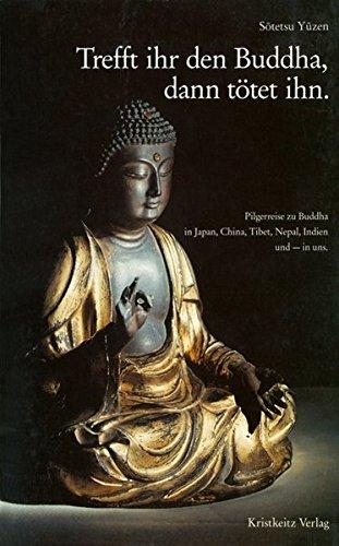 Trefft ihr den Buddha, dann tötet ihn: Pilgerreise zu buddhistischen Stätten in Japan, China, Tibet, Nepal, Indien und - in uns
