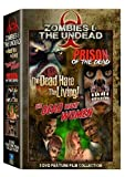 Zombies & The Undead Box Set by FULL MOON PICTURES