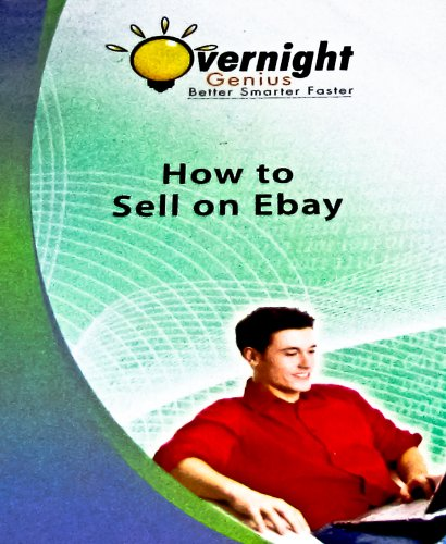 Overnight Genius: How To Sell On Ebay CD-ROM (Software) - Software Sell