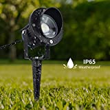 J.LUMI GBS9809 LED Outdoor Spotlight 9W, 120V