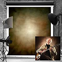 Kate 5 x 7ft Photography Backdrops No Wrinkle Seamless Solid Brown Portrait Photography Studio Background