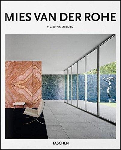 Mies van der Rohe (Basic Art Series 2.0) [Claire Zimmerman] (Tapa Dura)