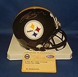 Autographed Le'Veon Bell Pittsburgh Steelers mini helmet - Steiner COA