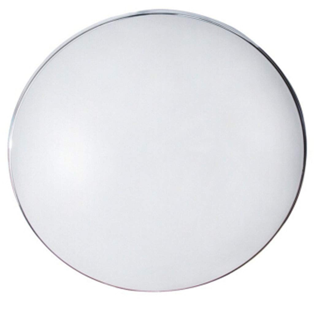 Qhw Simple Modern LED Ceiling Lamp Living Room Bedroom Lighting Kitchen Lamp 19w Acrylic Round Slim
