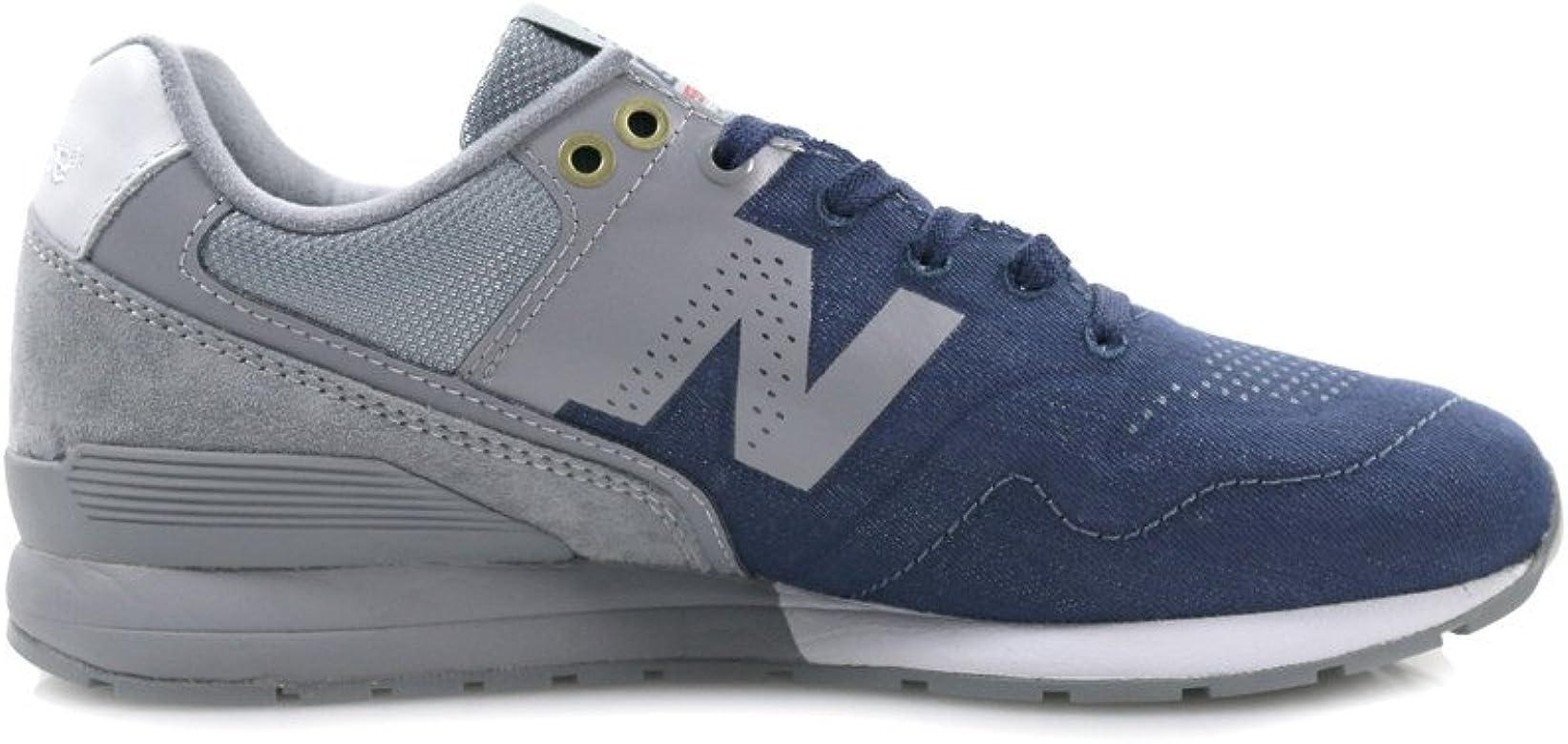 new balance 996 hombres azul