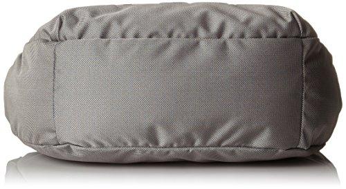 Mandarina Duck Damen Md20 Tracolla Umhängetasche, 29x15x38 cm Grau (Grey)
