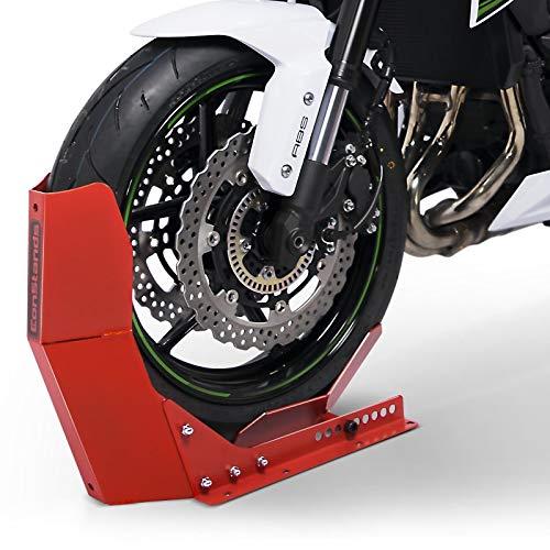 Qtech Motorcycle Motorbike LIFT STAND Universal Fit Dirt Motorcross Heavy Duty Portable with 160kg Lift Capacity Enduro Moto X MX Trials