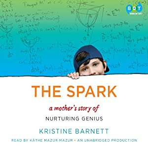 The Spark: A Mother's Story of Nurturing Genius Audiobook