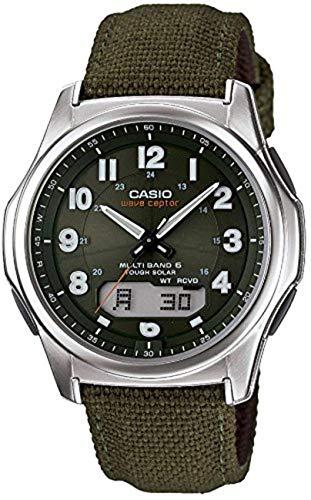 Casio Wave Ceptor Tough Solar MULTIBAND6 Men's Watch WVA-M630B-3AJF (Japan Import) ()