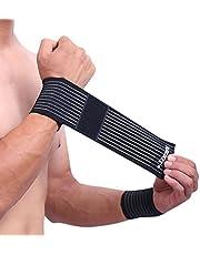 Snner Unisex Adult Bandage, Nero, 40 4.5 cm/15.8 1.78 inch.