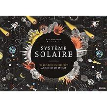 Système solaire: Un livre phosphorescent à lire sous les étoiles