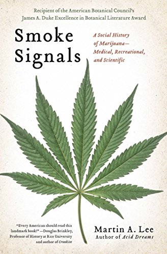 51ouead5z%2BL Smoke Signals: A Social History of Marijuana - Medical, Recreational and Scientific