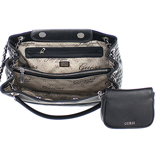 Guess Sac Epaule Shopper Wilson HWVG5070090 Noir