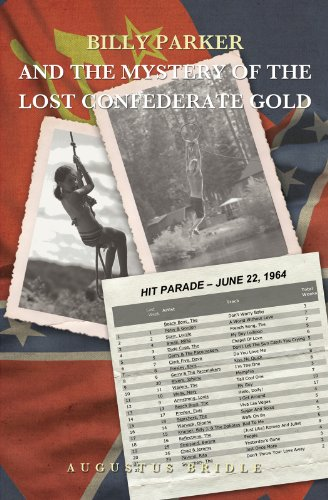 Gold Bridle - Billy Parker and The Mystery of the Lost Confederate Gold
