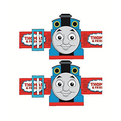 Thomas the train and friends LED Head Lamp: Toys & Games